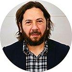 Andrea Pari è il co-fondatore di Arzamed