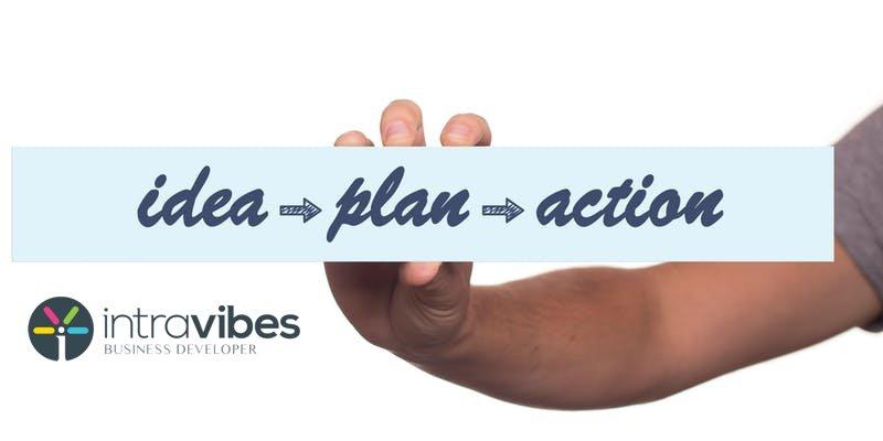 Locandina masterclass sul Business Model e Plan della prima edizione