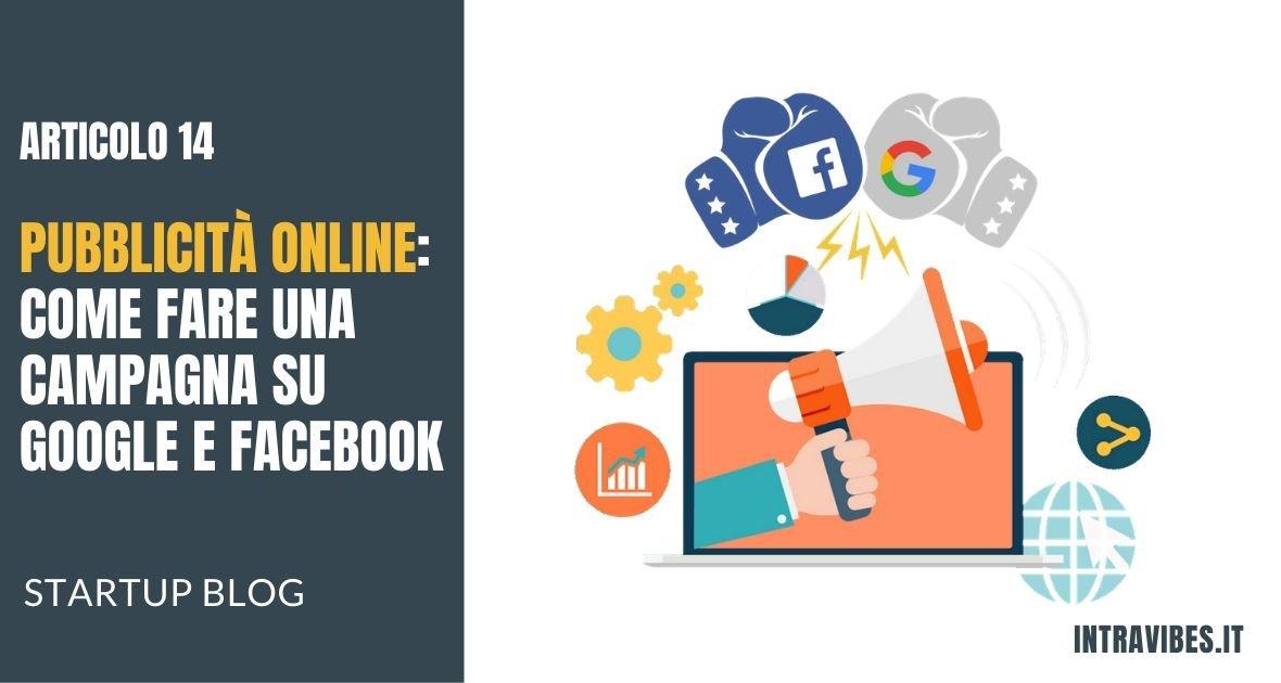 Copertina Articolo Pubblicità Online