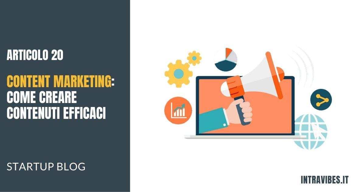 Copertina Articolo Content Marketing