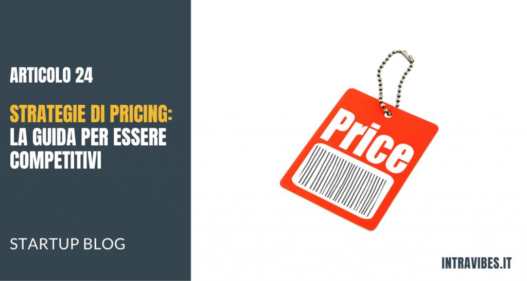 Copertina Articolo Strategie Pricing